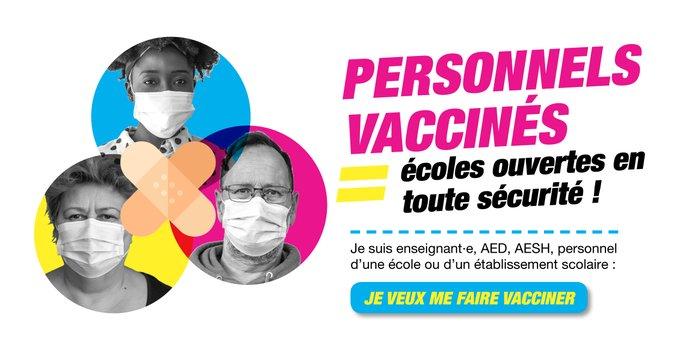 Personnels-vaccines